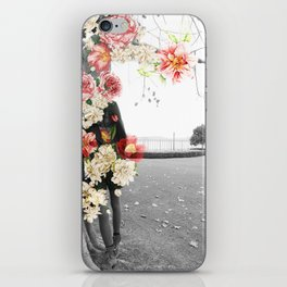 Poppy and Memory IV iPhone Skin