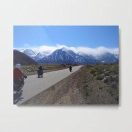 Road to Wonder Metal Print
