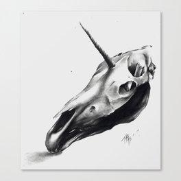 Death To Lisa Frank Canvas Print