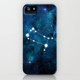Gemini Constellation iPhone Case