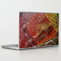 tangled Laptop & iPad Skins featuring Tangled  by Caitlin Swindell