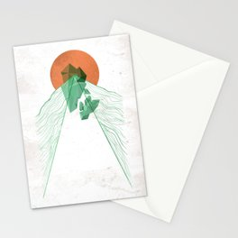 3Lives - Stone Stationery Cards