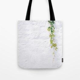 Greek contrast Tote Bag