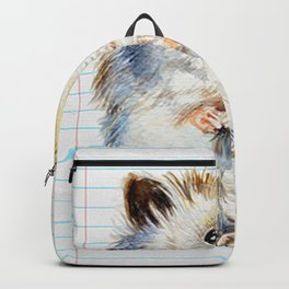 The small hamster Backpack