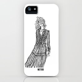 MeToo iPhone Case