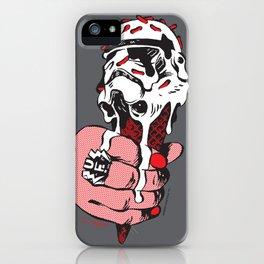 Imperial Cone iPhone Case