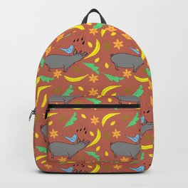 Pippa Pig And The Singing Blue Bird Backpack