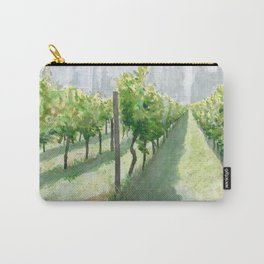 Vineyard Sun Carry-All Pouch