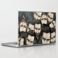 gladiator Laptop & iPad Skins featuring RSN by karakalemustadi
