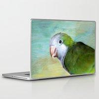 parrot Laptop & iPad Skins featuring Parrot by ThePhotoGuyDarren