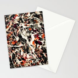 Pollock had a wife. I dunno, did he? Stationery Cards