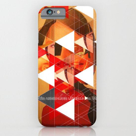 Das Lächeln des Kindes iPhone & iPod Case