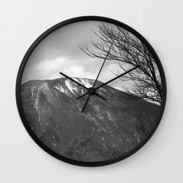 Nikkō mountain Wall Clock