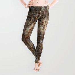 Alaska Faux Fur Leggings