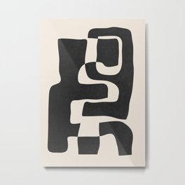 Abstract Art 55 Metal Print