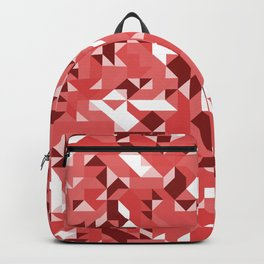 Off-Beat Geometric Shapes V.09 Backpack