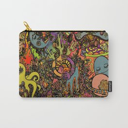 Psychedelic Desert Carry-All Pouch