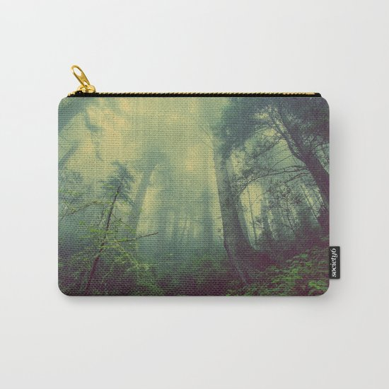 Eerie Wilderness Carry-All Pouch