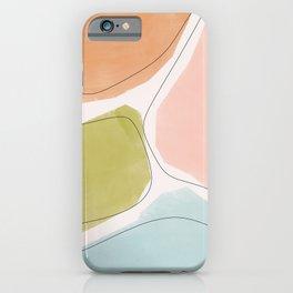 Piedritas iPhone Case