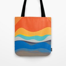 Meet You Here Tote Bag