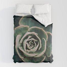 DARKSIDE OF SUCCULENTS IV-C Comforters