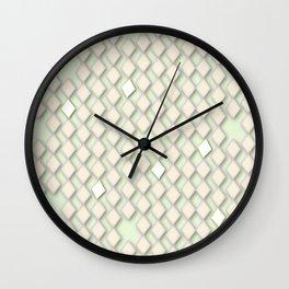 Harlequin Jiggle Wall Clock