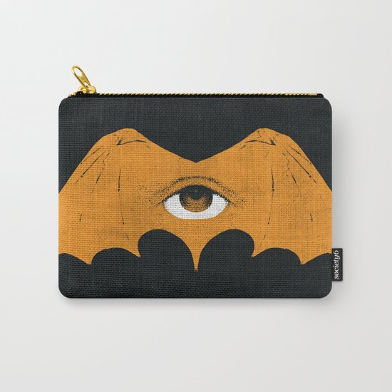 gold bat Carry-All Pouch