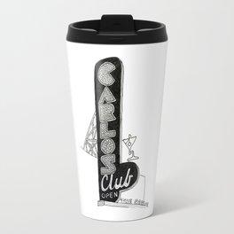 Carlos Club Travel Mug