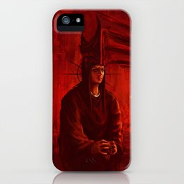 The Jugdement iPhone Case