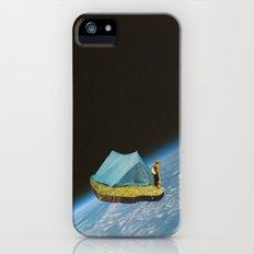 Space camp iPhone (5, 5s) Slim Case