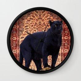 Bagheera - Rudyard Kiplings Jungle Book Wall Clock