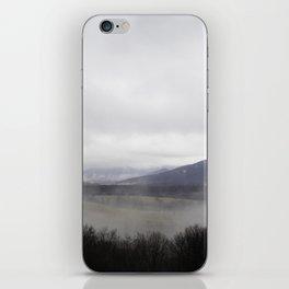 The Clouds Roll In iPhone Skin