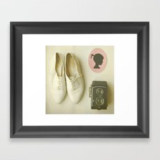 The Lady's Favorites Framed Art Print