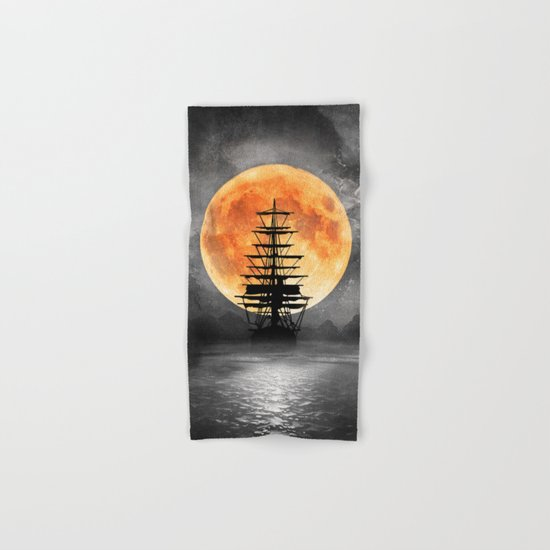 From the moon Hand & Bath Towel