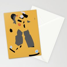 Transformers G1 - Autobot Bumblebee Stationery Cards