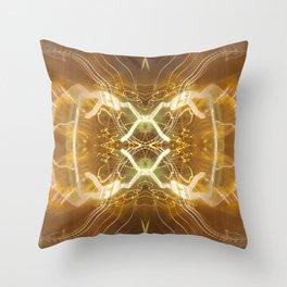 Starforge Chamber Throw Pillow