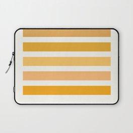 Halloween Colors Art Print Laptop Sleeve