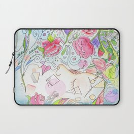 Her Beauty Regime Laptop Sleeve