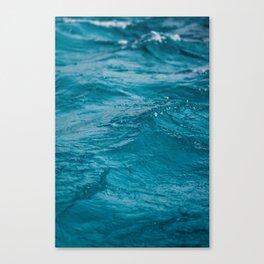 11 am. Canvas Print