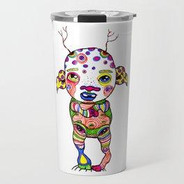 Marked Travel Mug