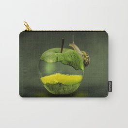 100% natural apple Carry-All Pouch