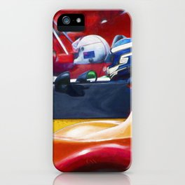 Dummy Grid iPhone Case