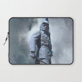 Civil War Soldier - Union Laptop Sleeve