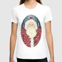 santa T-shirts featuring Santa by Beesants