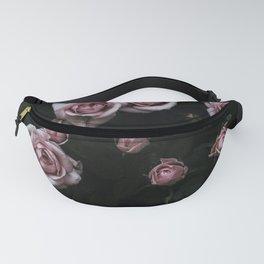 Velvet Rose Pink Fanny Pack