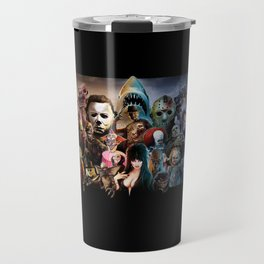 Classic Horror Movies Travel Mug