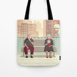 Day Trippers #5 - Rest Tote Bag