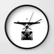 Concept Bucket (Boba Fett) Wall Clock