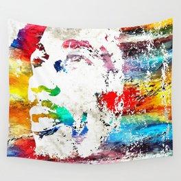 B. Marley Wall Tapestry