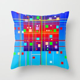 New Year's Throw Pillow
